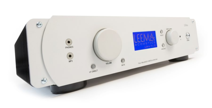 Leema Acoustics At CES 2016