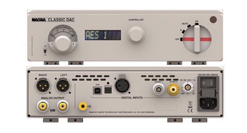 Nagra Classic DAC Unveiled At CES 2016