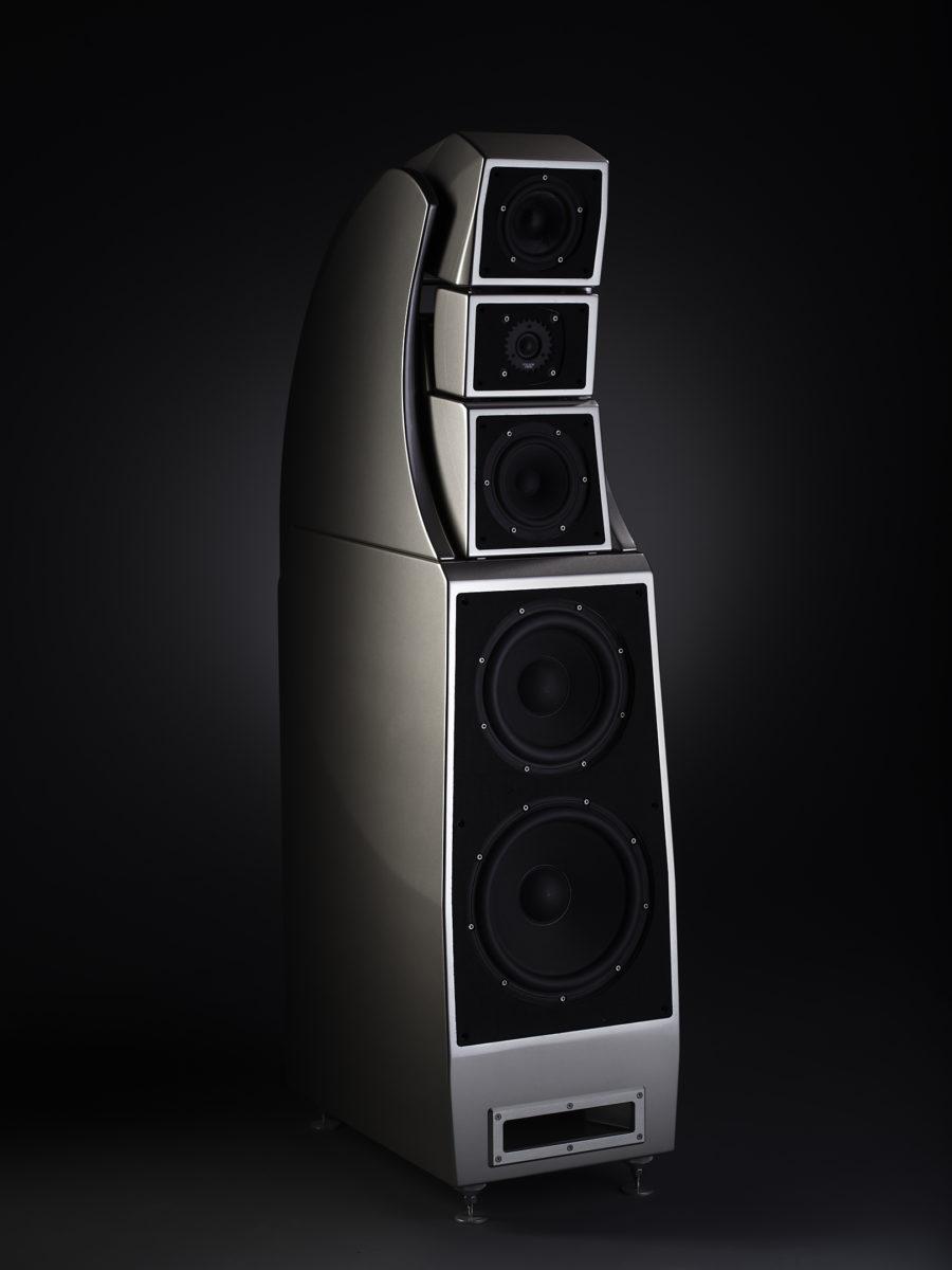 New Speakers - Wilson Alexx