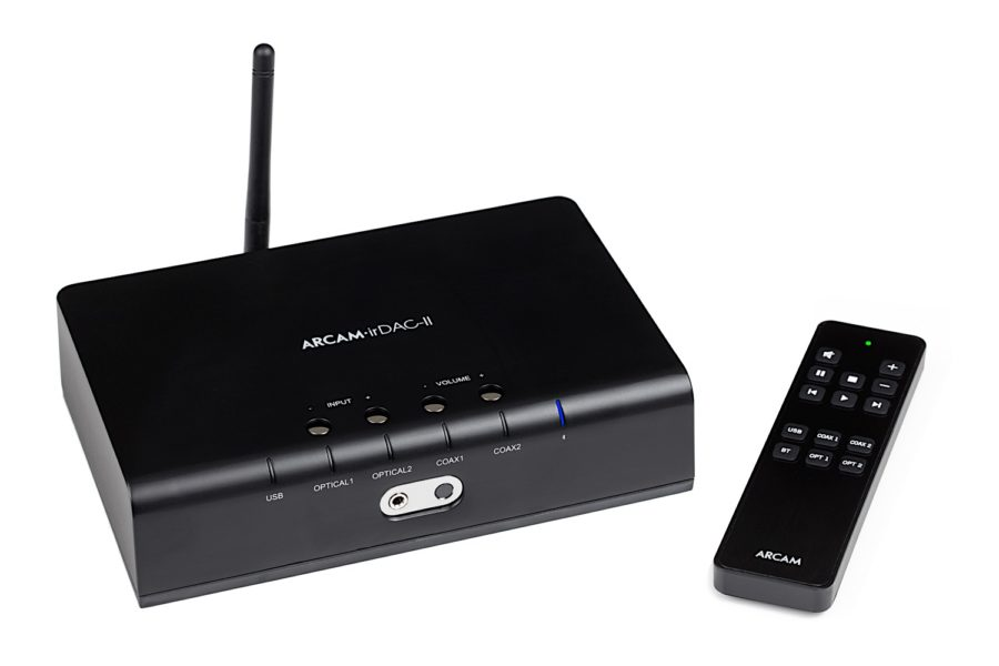 Arcam irDAC II Unleashed at CES 2016