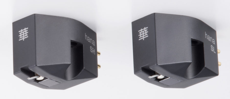 Review - Hana S Range Moving Coil Phono Cartridges