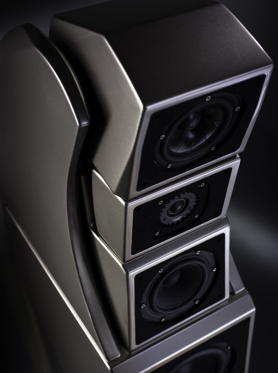 Wilson Alexx Loudspeakers Available For UK Order