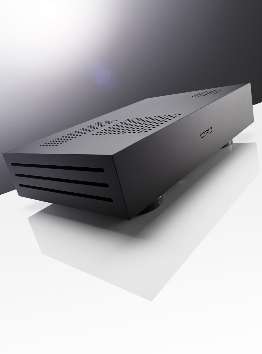 Computer Audio Design Update CAD 1543 DAC