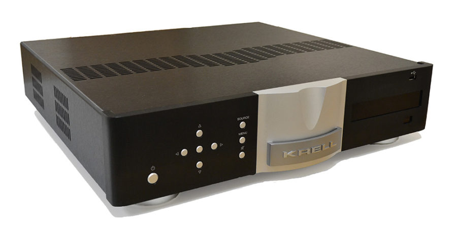 Krell Digital Vanguard Integrated Amplifier Review