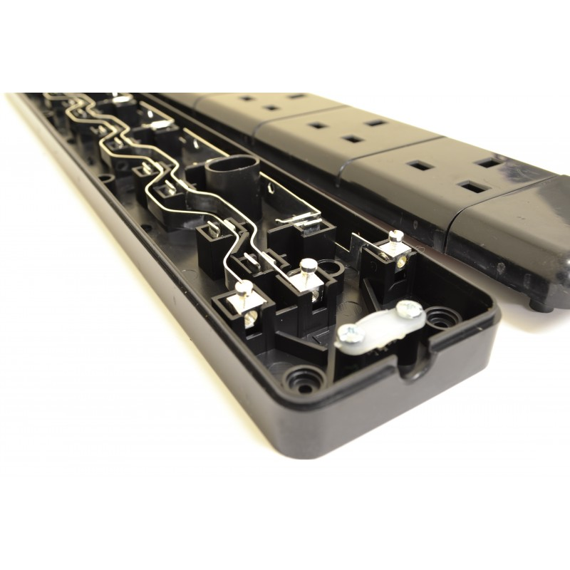 MCRU Limited Edition Silver Plated 6 Way Mains Block Review
