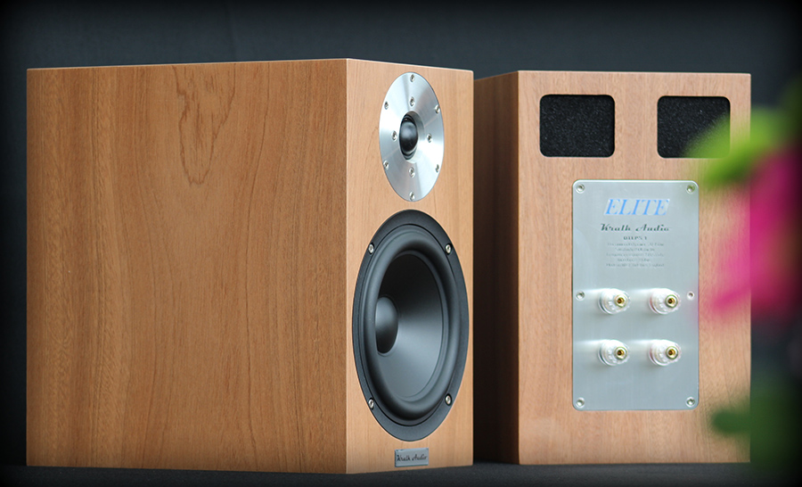 Kralk Audio DTLPS-1 Elite Loudspeakers Review