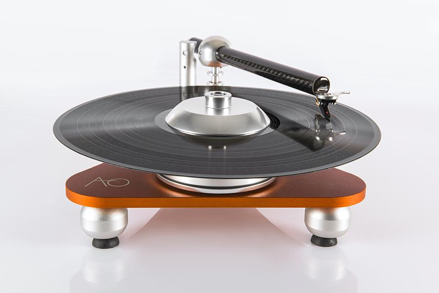 The Platterless Turntable