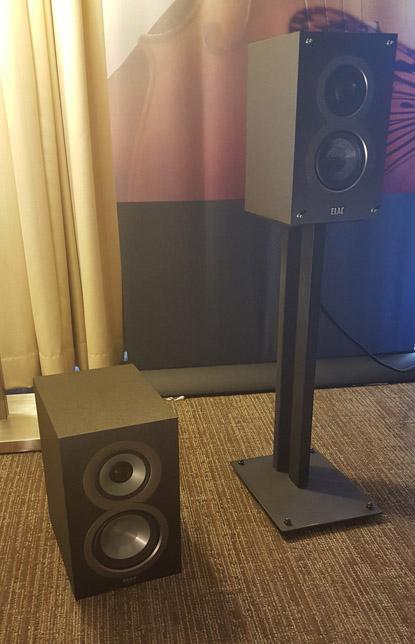 Elac Uni-Fi UB5 & Debut F5