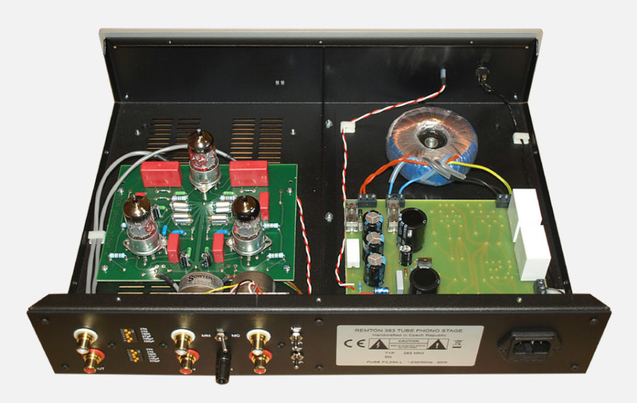 Remton 383 Mk 2 Phonostage Review