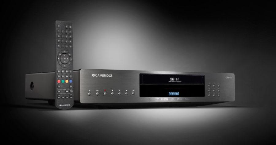 Cambridge Audio Announce New VCR