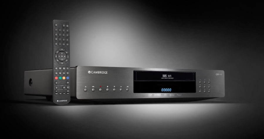 Cambridge Audio Announce New VCR