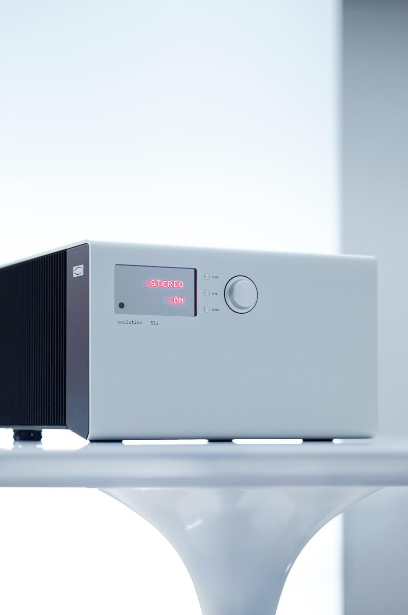 Soulutions Announce 511 Amplifier