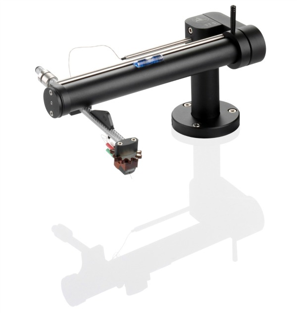 Affordable Tangential Tonearm From Clearaudio
