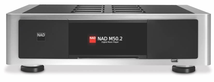 New Models From NAD At High End