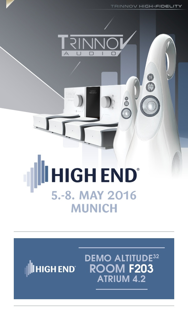 Trinnov At High End Munich 2016