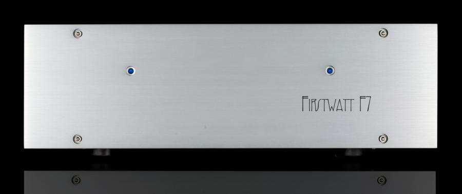 Nelson Pass' First Watt Introduces New F7 Power Amplifier