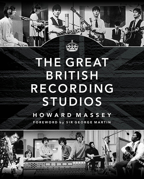 The_ Great_British_Recording_Studios_Howard_Massey_cover