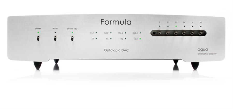 aqua acoustics Optologic Formula DAC