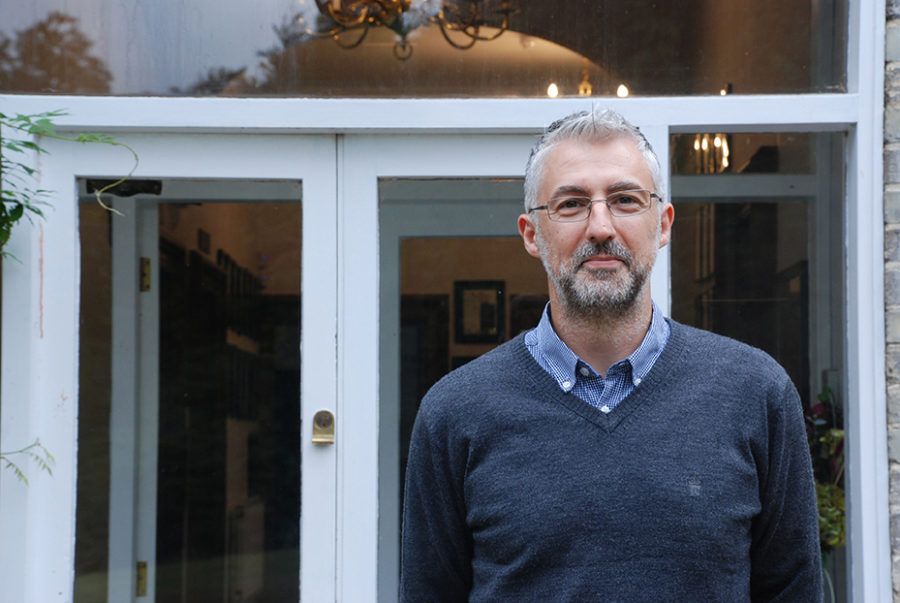 PMC Appoints David Frost