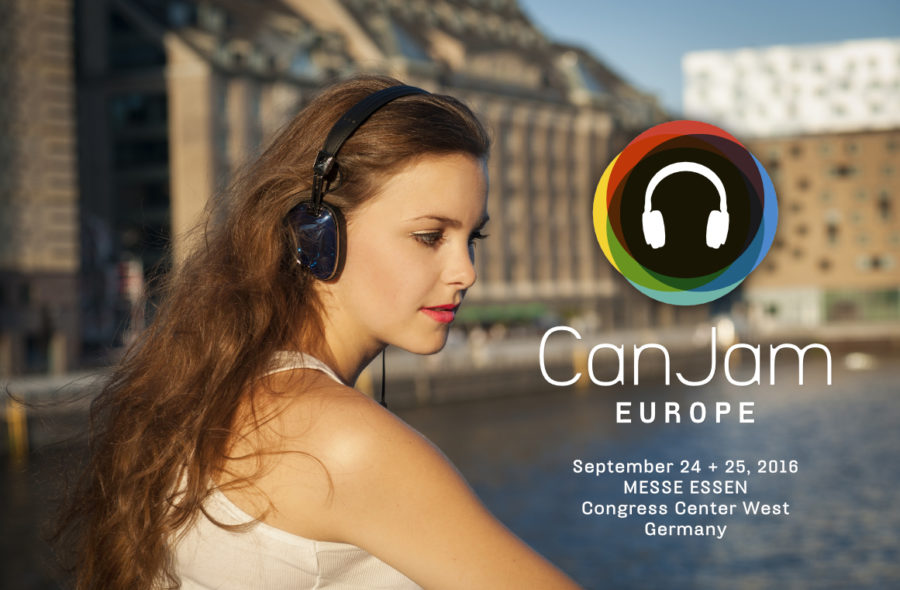 Canjam Europe 2016 Latest