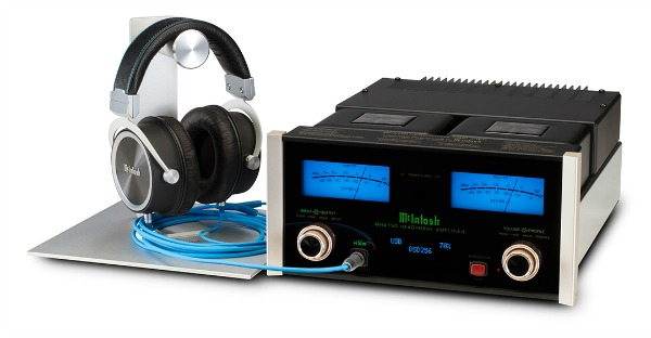 McIntosh Launch MHA150 Headphone Amplifier