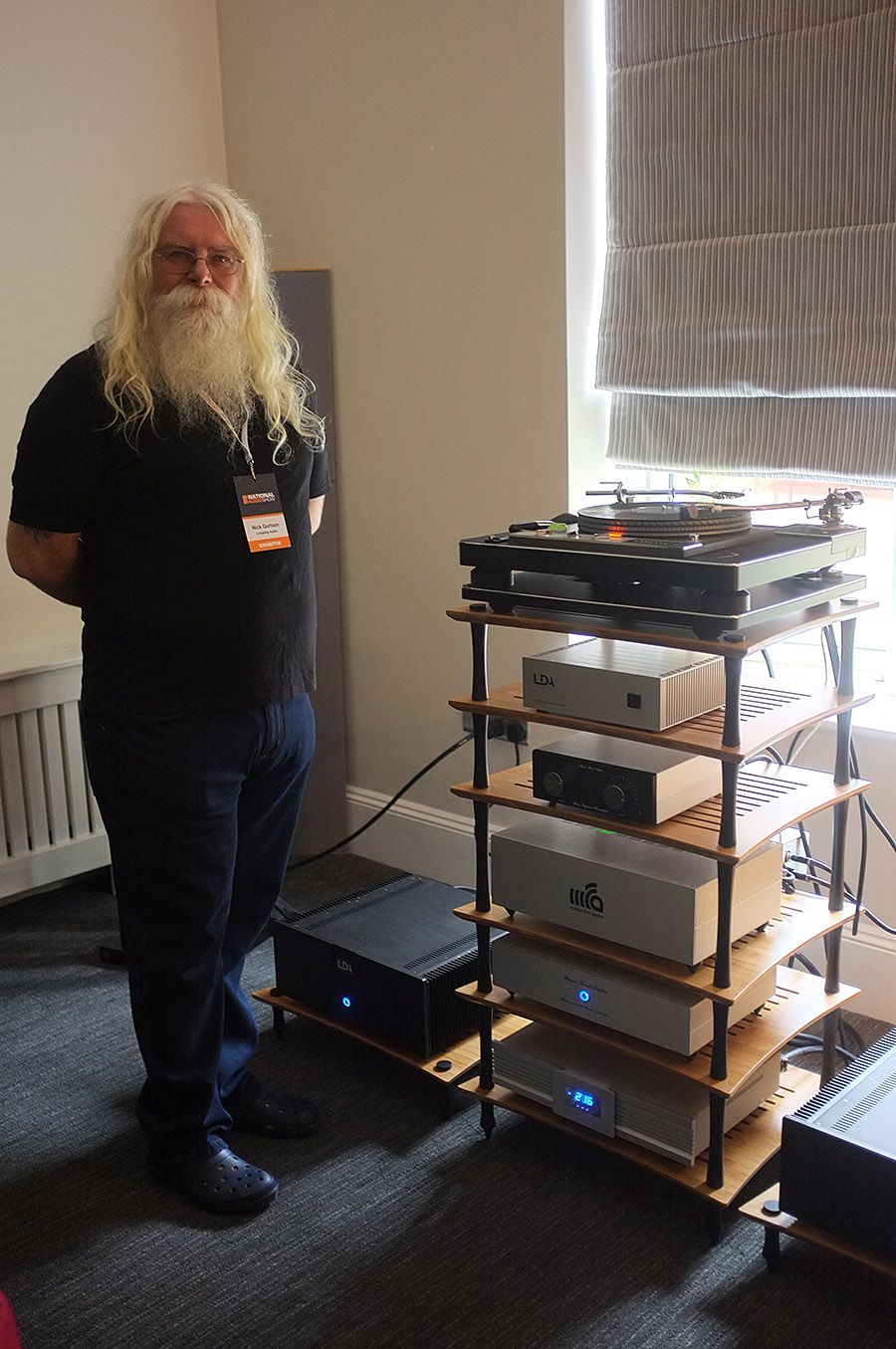 National Audio Show 2016 - Show Report Part 1