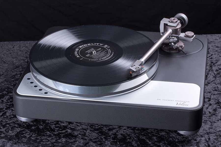 Dr Feickert Analogue Turntables