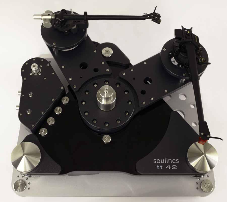 Soulines Turntable Model tt42