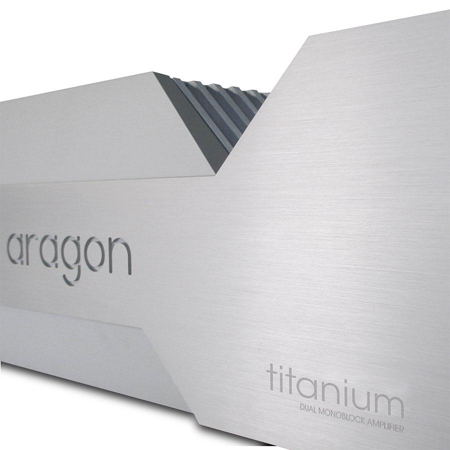 Aragon Titanium Dual Monoblock Amplifier