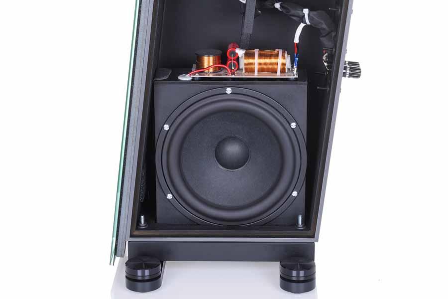 Audio Physic Avanti Loudspeakers Hidden Woofer