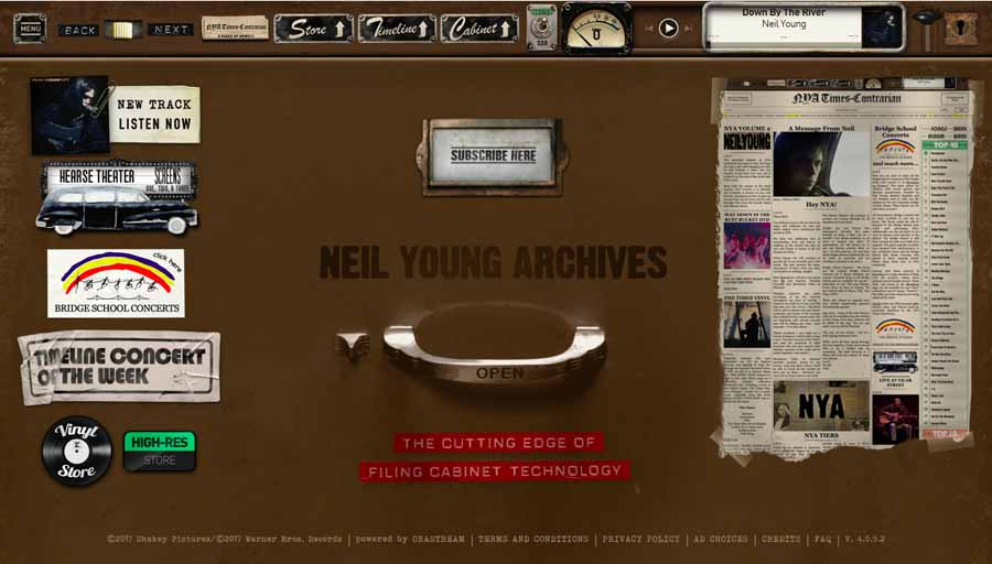 Neuil Young Archives