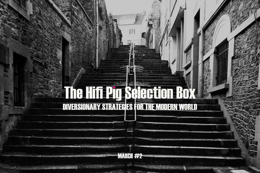 The HIfi Pig Selection Box Image