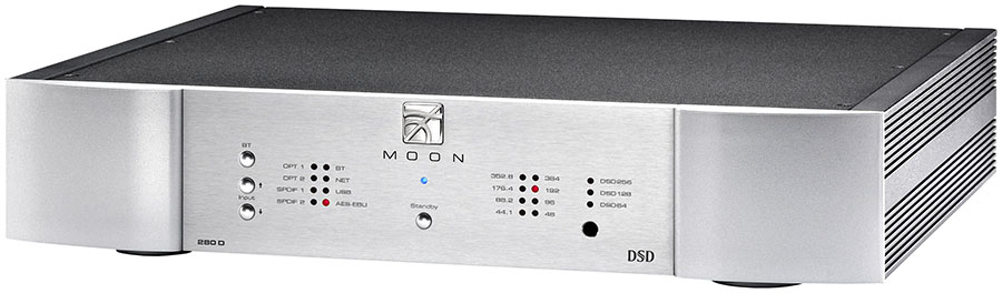 MOON 280D Streaming DAC