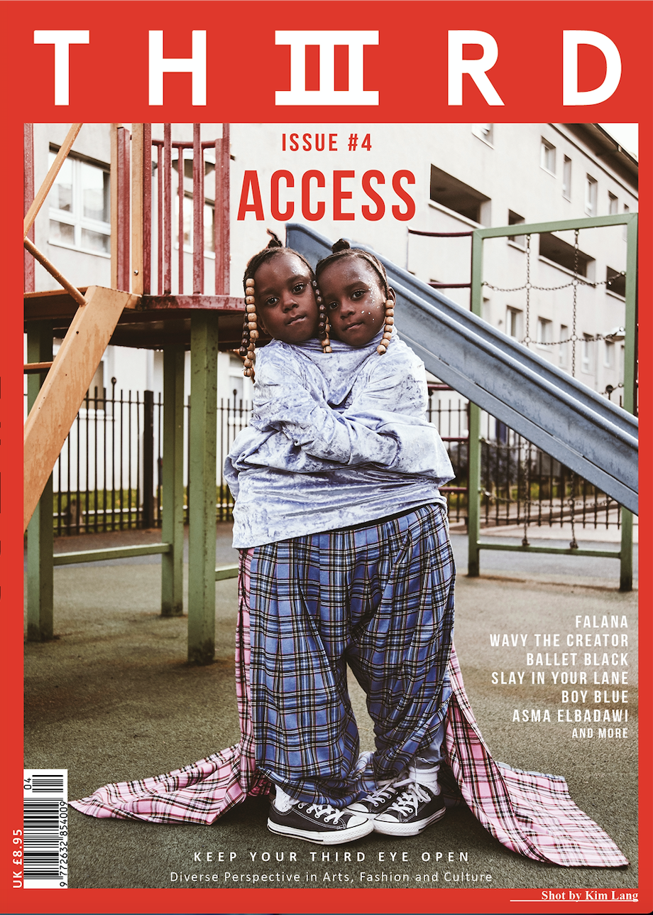 access issue cover 2