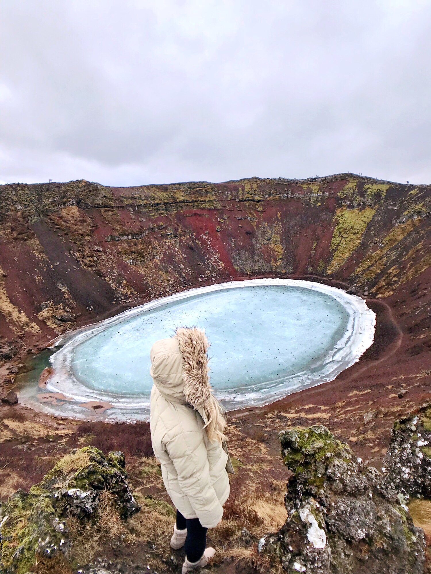Iceland Guide - Kerid Crater