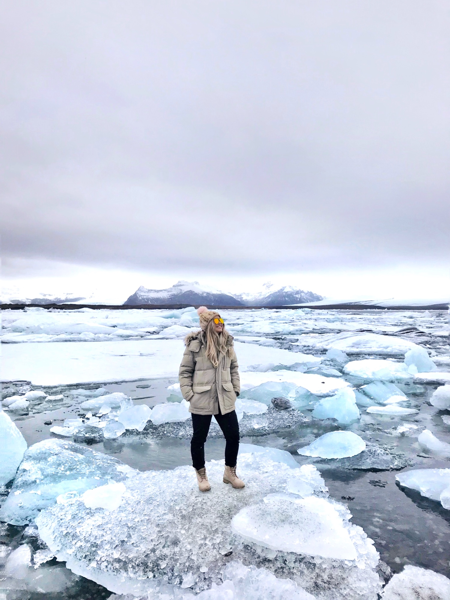 Iceland Guide Glacier Lagoon