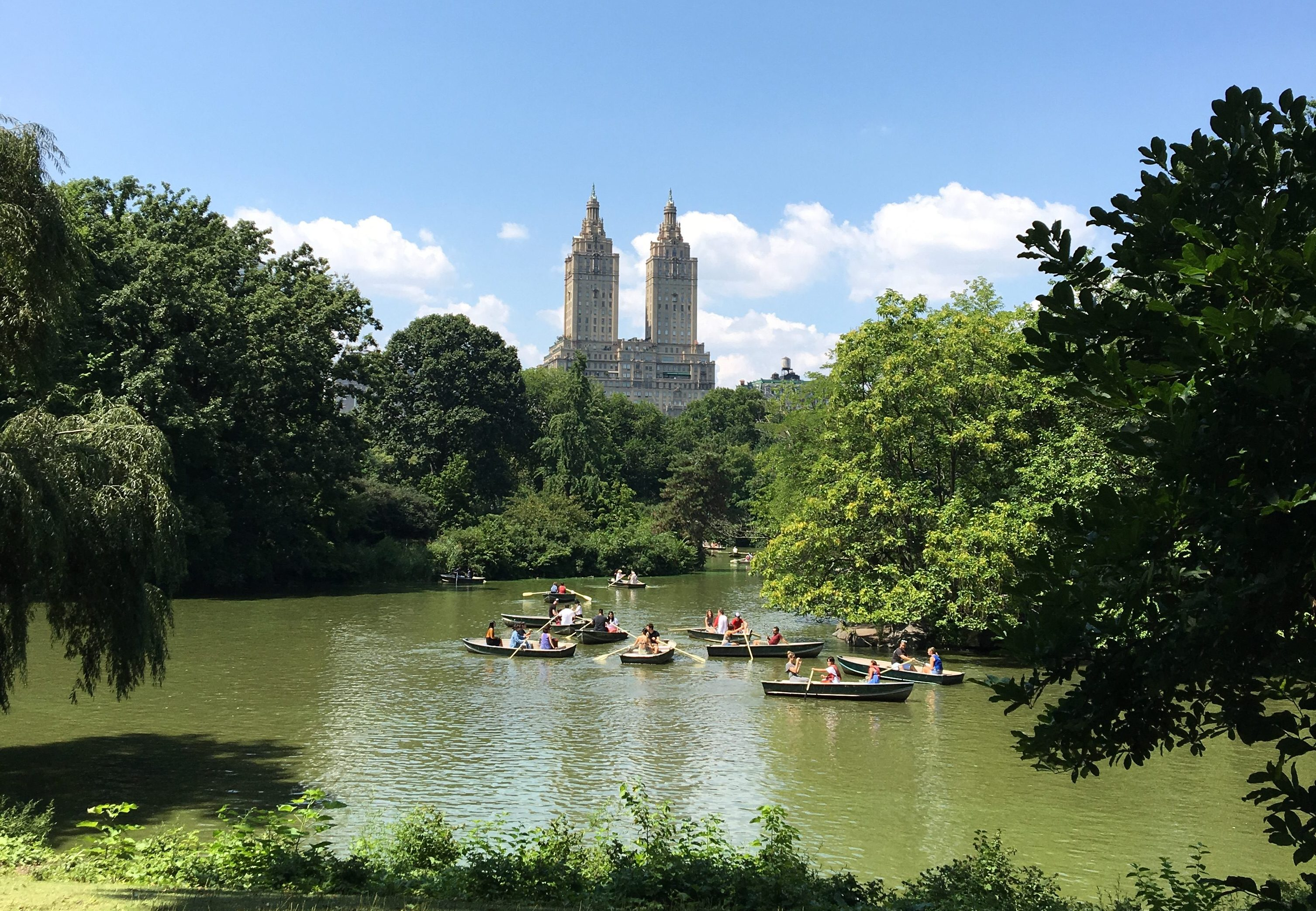 Camilla Mount New York Travel Guide Central Park