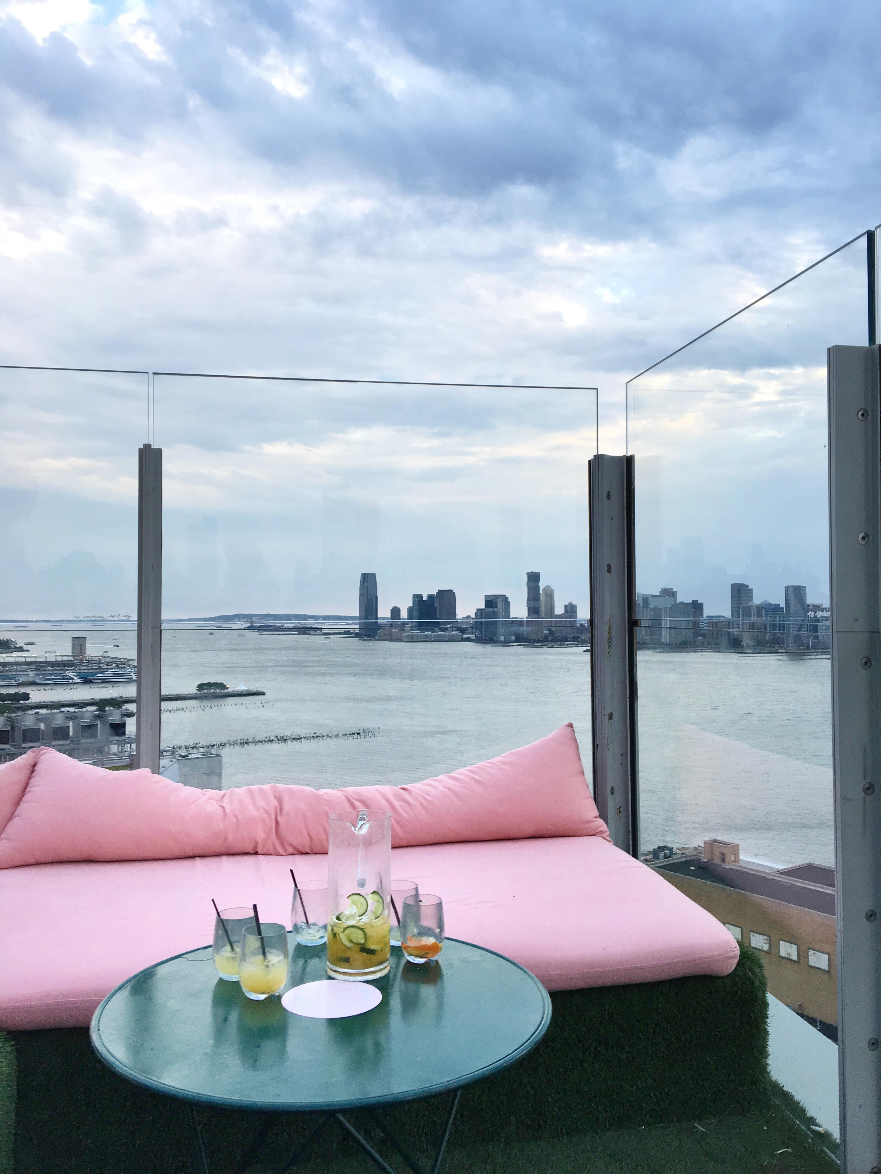 Camilla Mount New York Travel Guide Le Bain