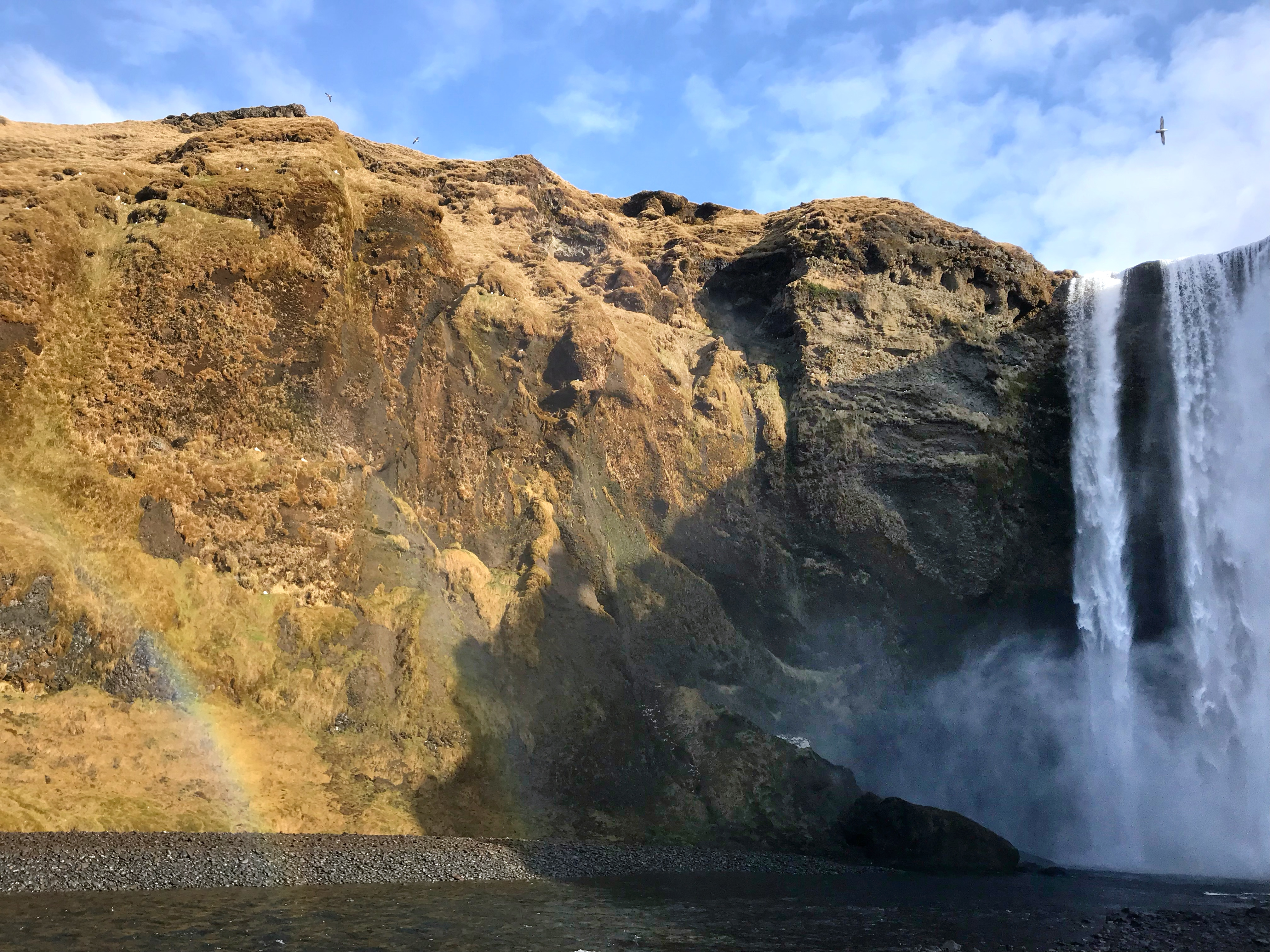 Iceland Guide Waterfall