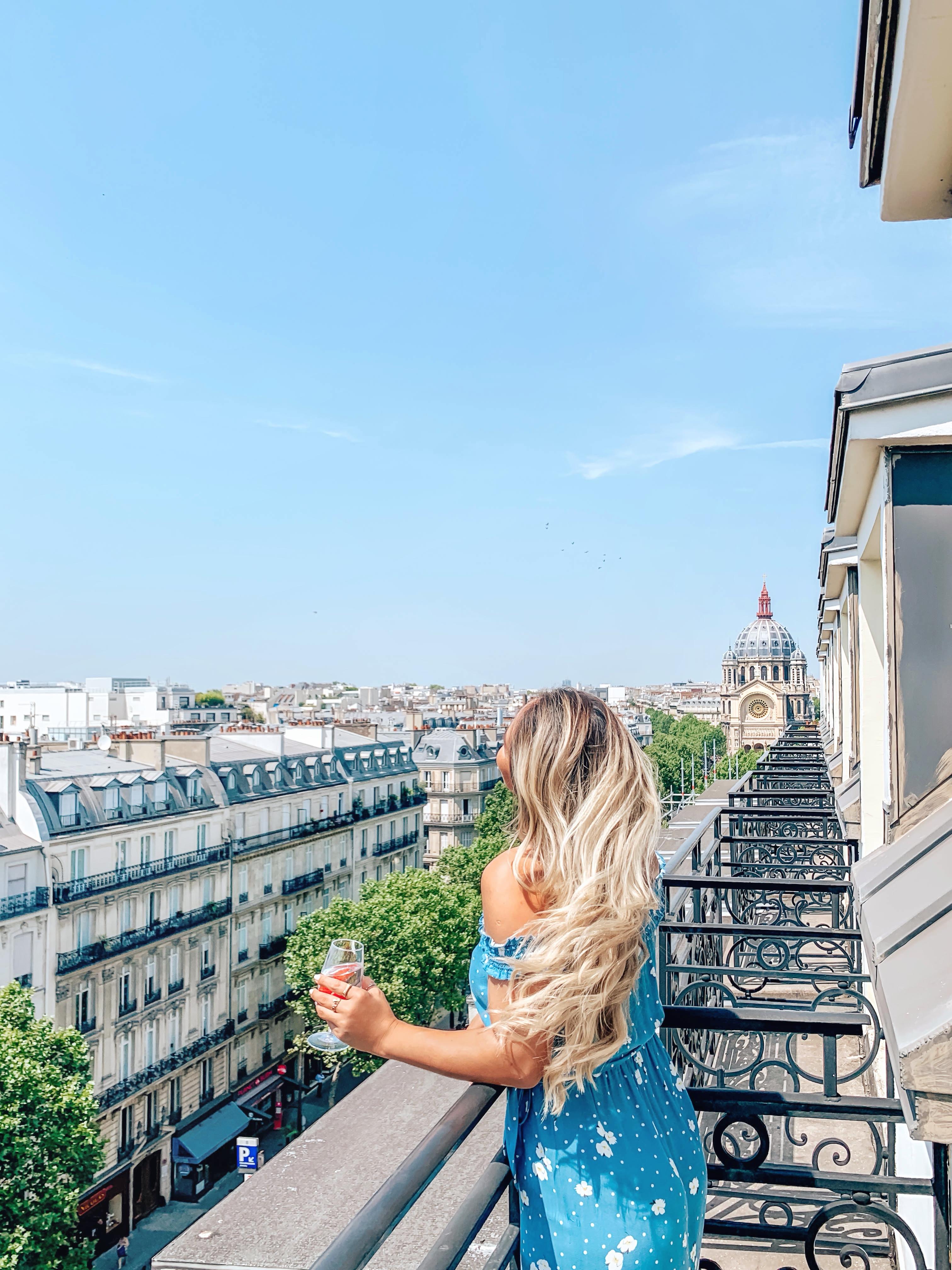 Camilla Paris View