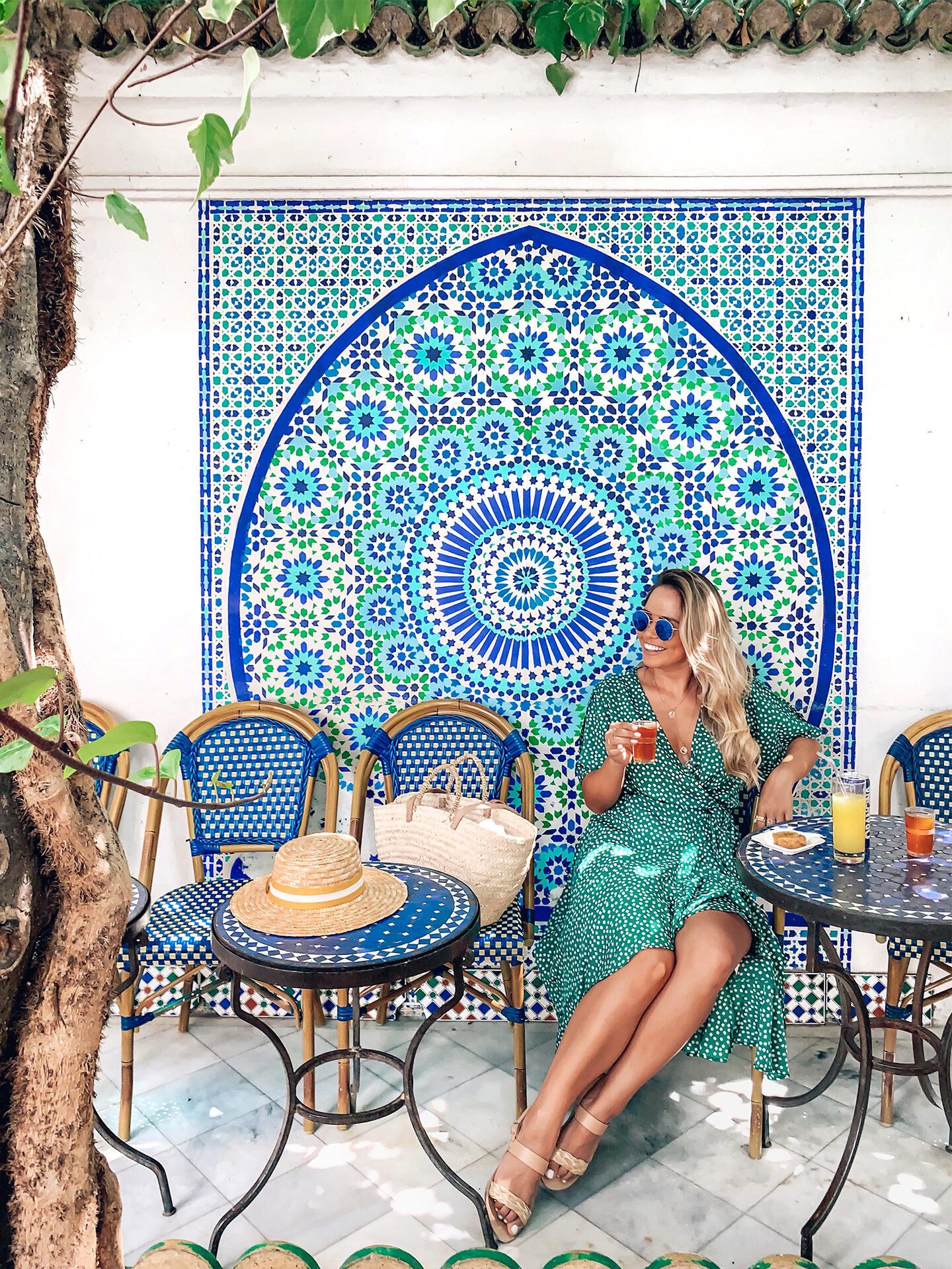 grand mosque cafe
