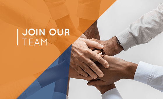 Join the team - Careers