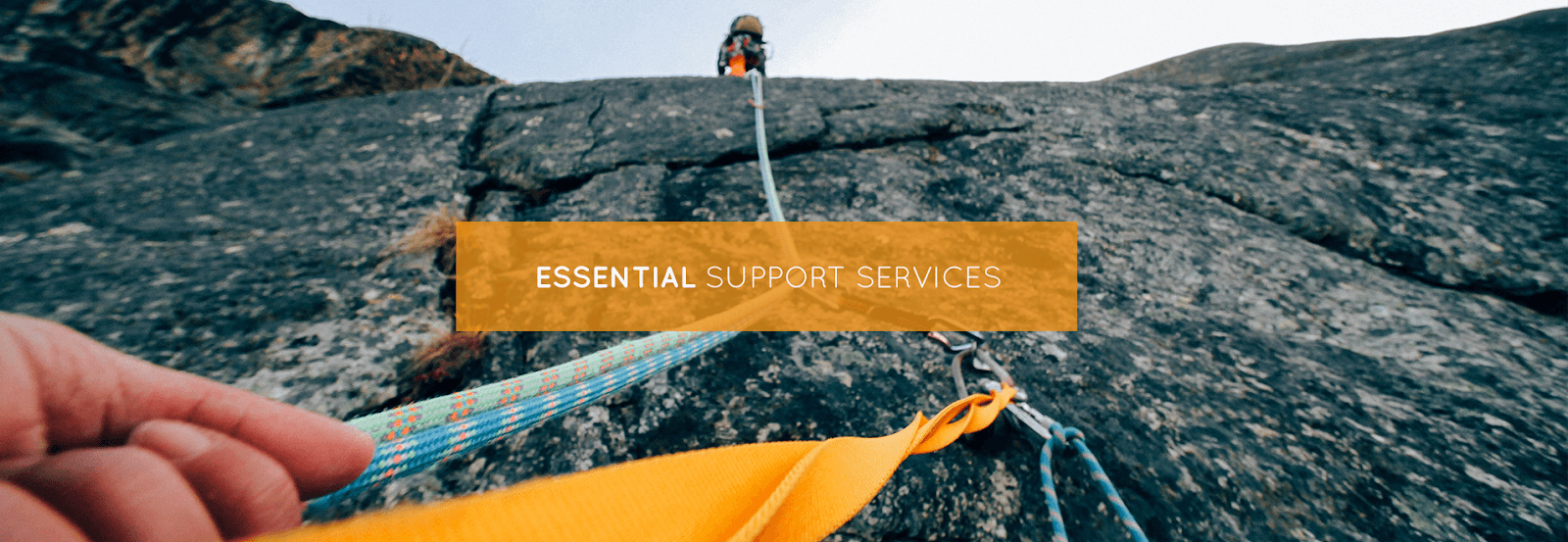 support services - Essential Support Services