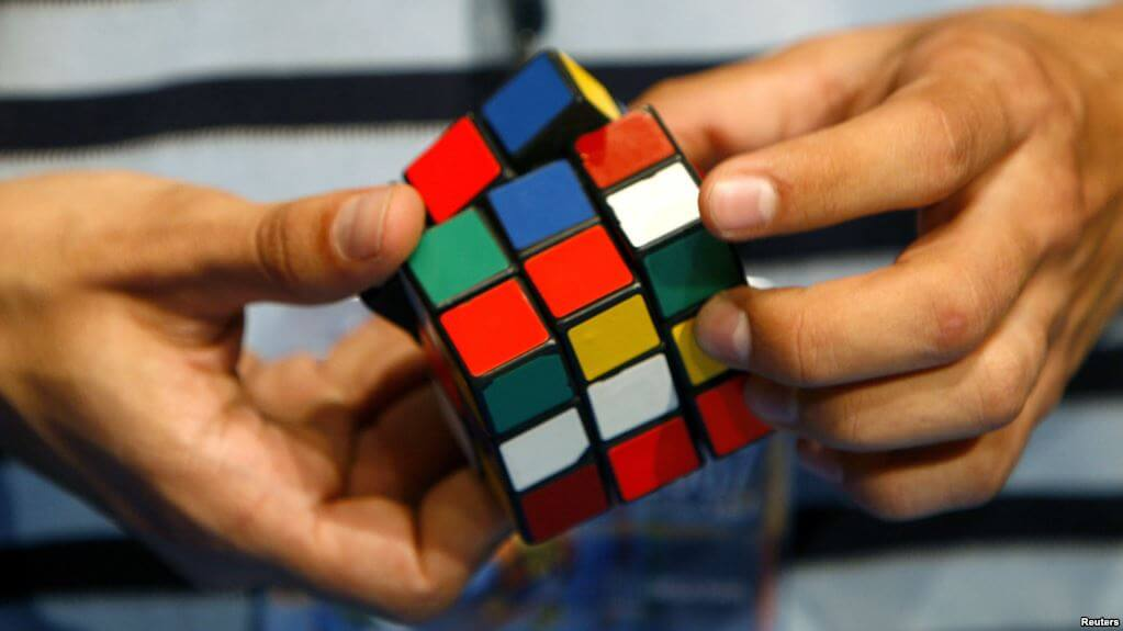 Rubiks cube - Our Partners