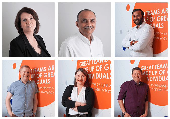 kaptec team - About Us