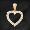 Diamond heart - MIKU Diamonds