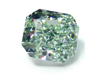 Farvede diamanter