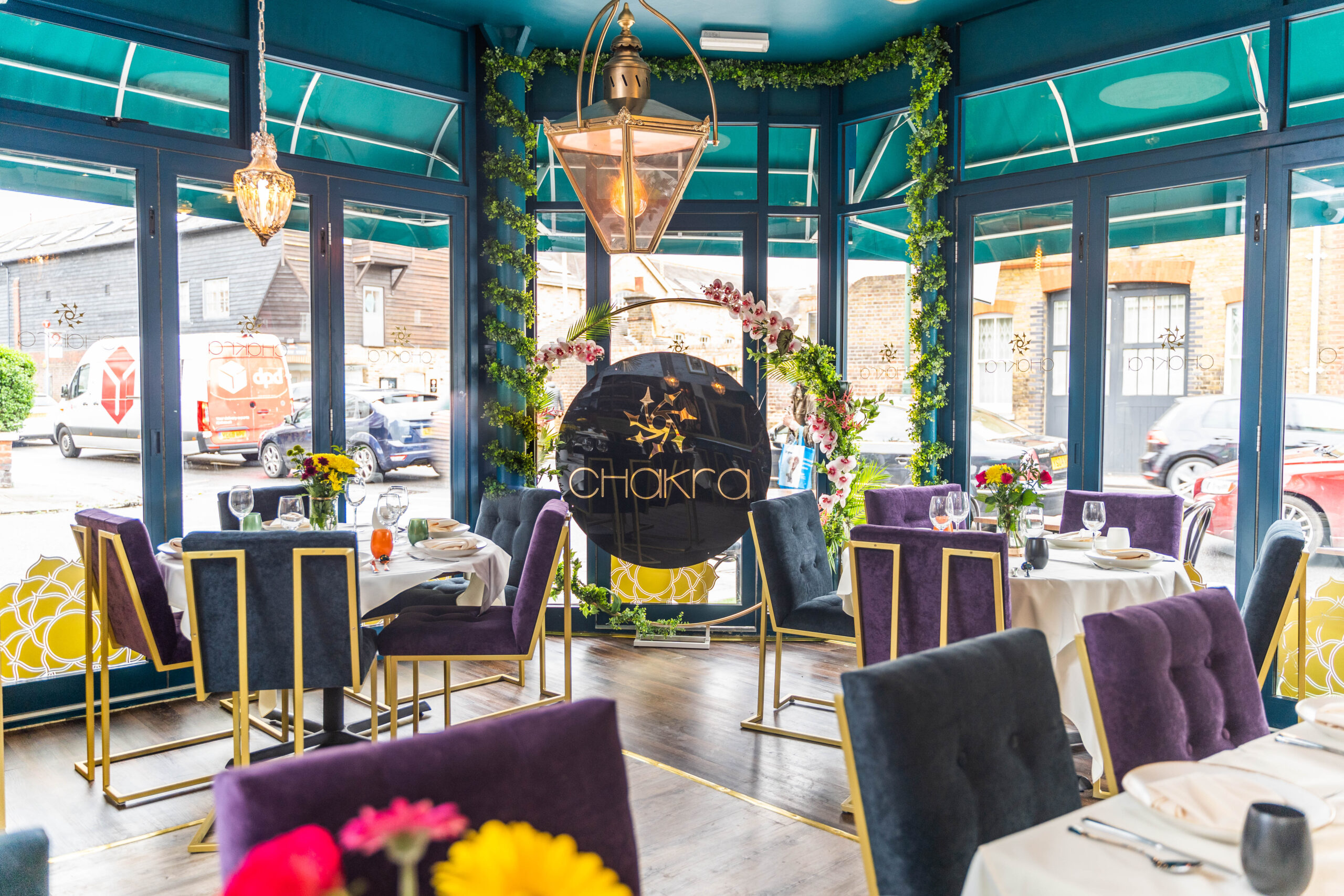 Chakra Barnes Indian Restaurant