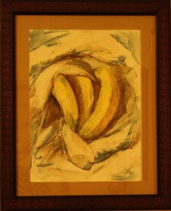 Wrapped Bananas
