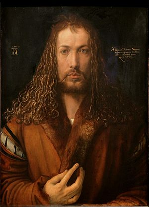 Albrecht_Durer_self_portrait_oil_on_wood_panel_1500_66.3x49cm